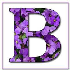 B Name Alphabet Images Pictures Symbols Letters Name Tag Images