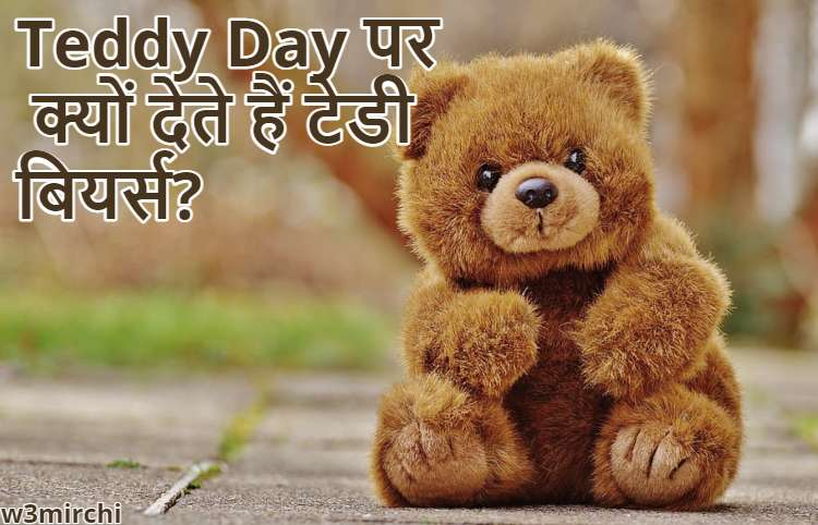 Teddy Day Par Teddy Bears Kyon Dete Hain?