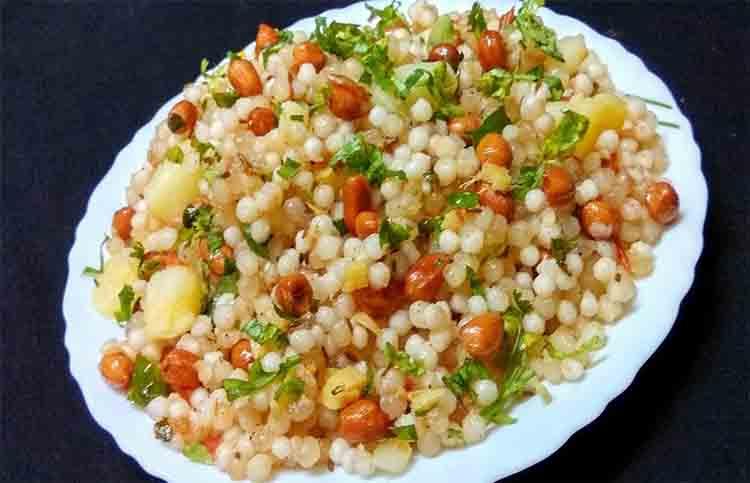 Homemade vrat special testy sabudana paratha