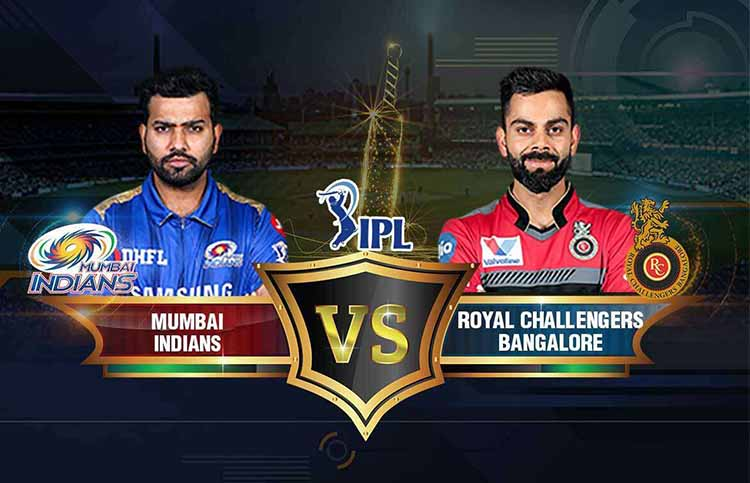 IPL2021 will be start from tonight, MI vs RCB live at 7:30 pm