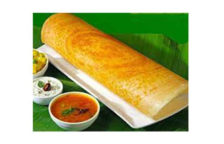 To know the benefits of eating dosa