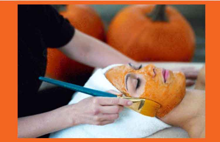 Pumpkin is very helpful for skin and hair