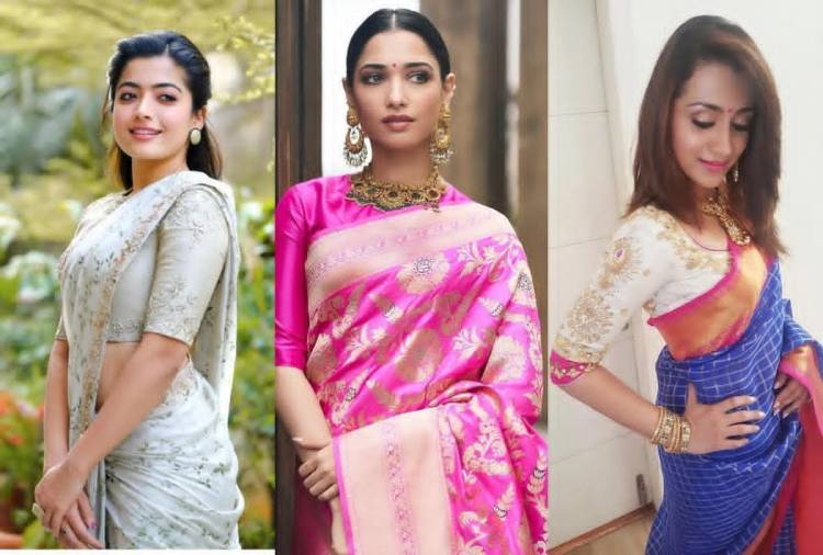 Top 5 Saree for any occasion