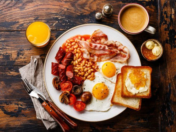 Eat these 5 foods in breakfast to live healthy and happily
