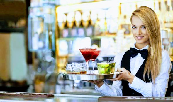 What is the story behind most famous tipping culture of restaurants?