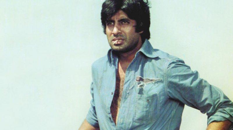 Angry young Man Amitabh Bachchan Biography