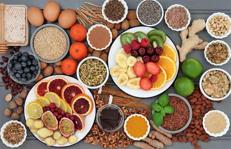 Anti Anxiety Foods