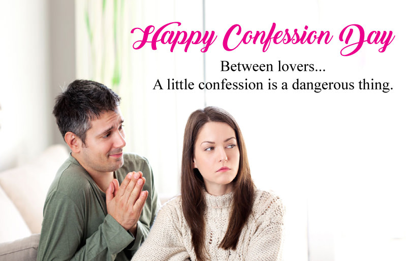 Confession Day