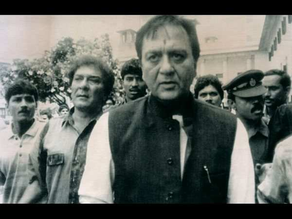 Congress leader Super Star sunil dutt