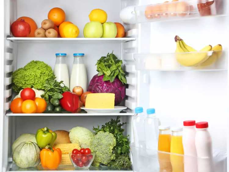 How to store food in the fridge correctly