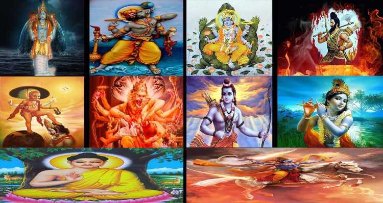 Lord Vishnu ke 10 Avatar