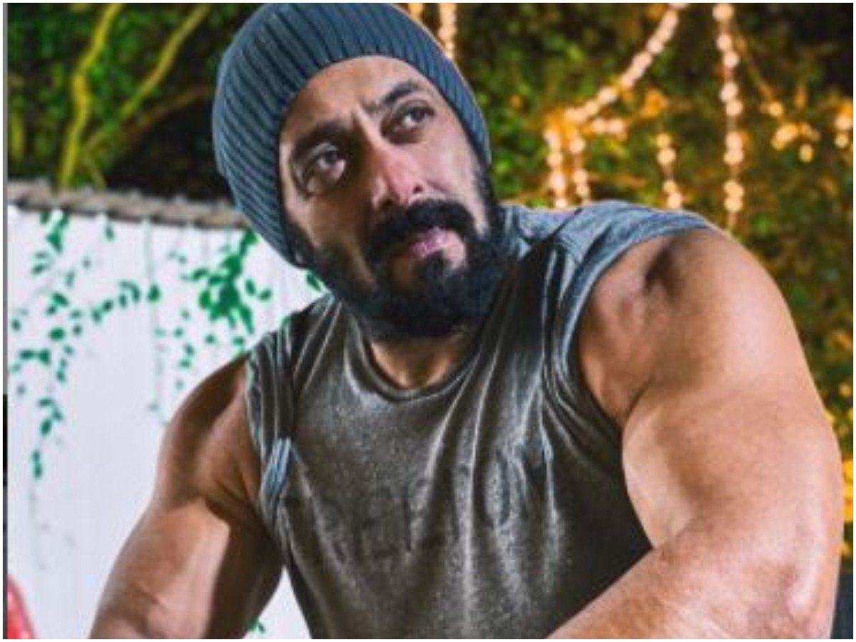 Salman Khan New Look