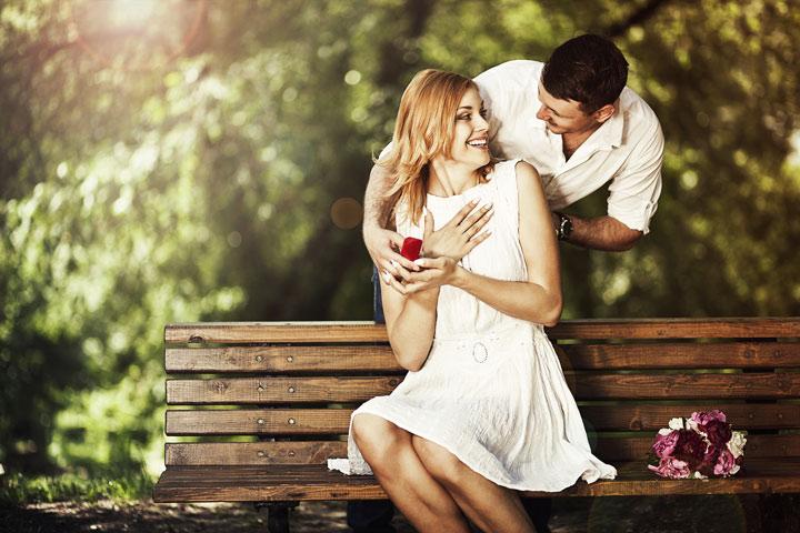 valentine romantic love proposal