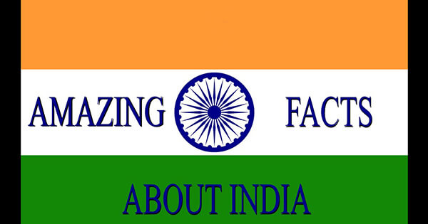 Facts About India,