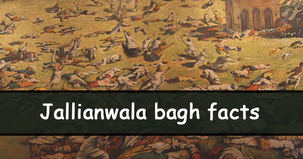 Facts on jallianwala bagh,