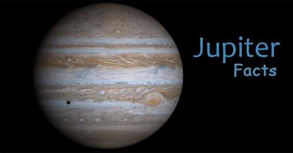 Facts on jupitar, बृहस्पति ग्रह के बेहद अद्भुत तथ्य