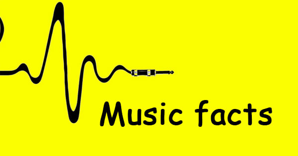 Facts on music,