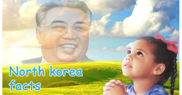 Facts on north korea, उत्तर कोरिया पर तथ्य
