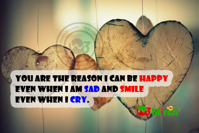 Only for You Love Quote image