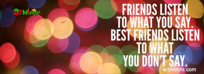 True Friendship cover photo