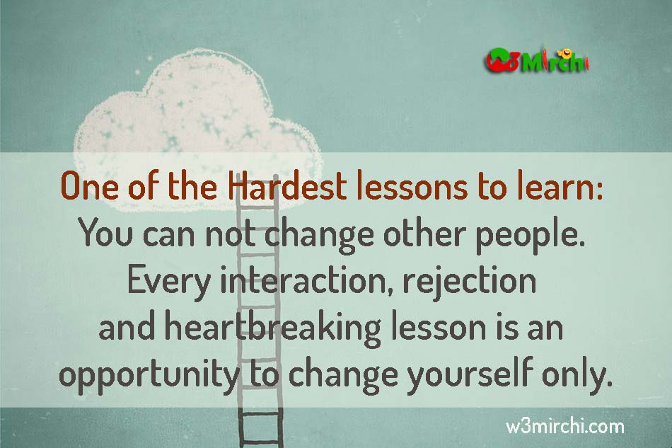interaction, rejection  and heartbreaking quote image
