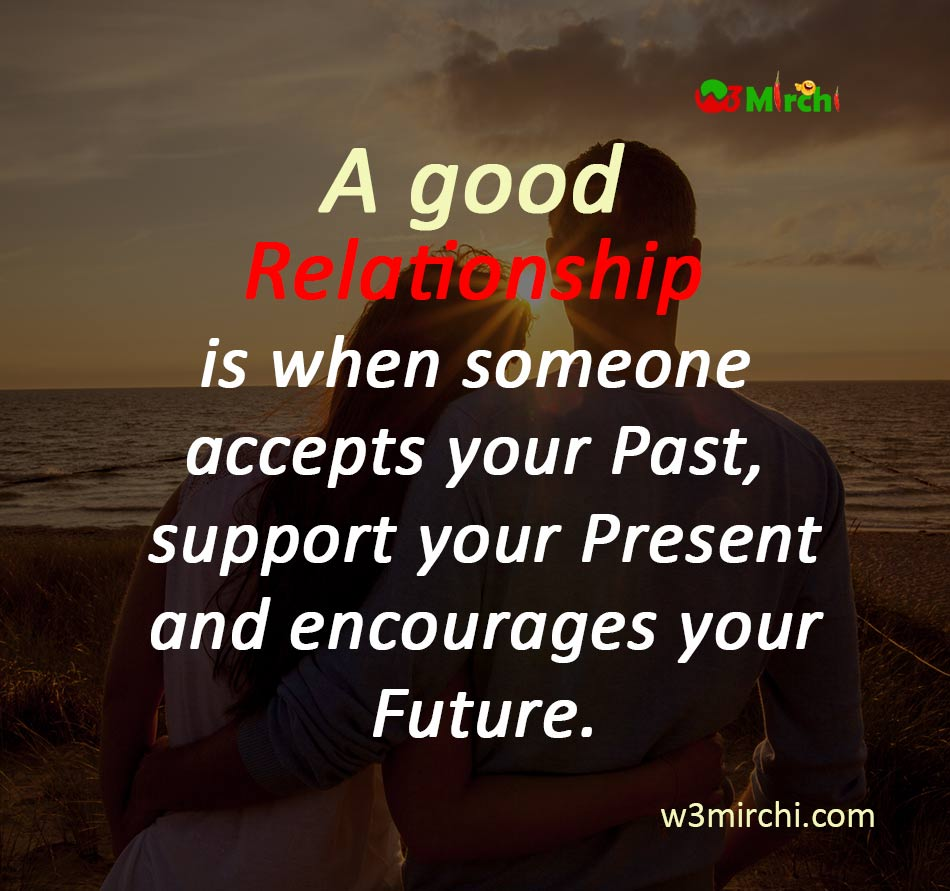 Relationship quote image