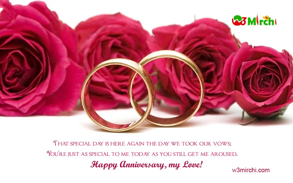 Happy anniversary images for husband and wife