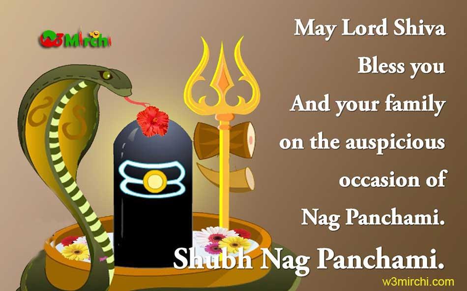 Shubh Nag Panchami image