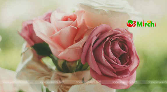 Red Rose Bunch for GF and BF