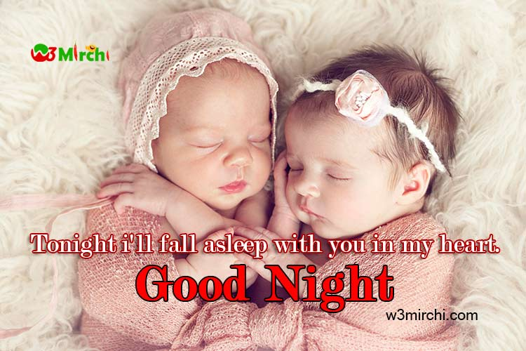 good night love wallpaper