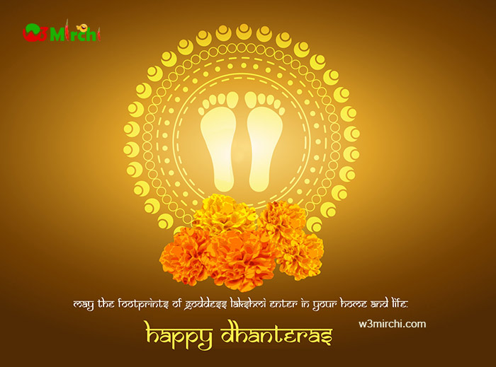 Happy Dhanteras Wishes Picture