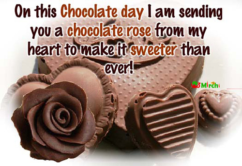 New Chocolate Day Quotes