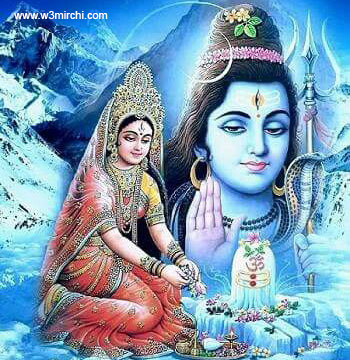 Shiv parvati Whatsapp Images
