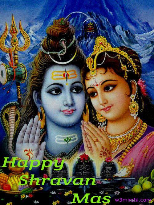 Lord shiva sawan images