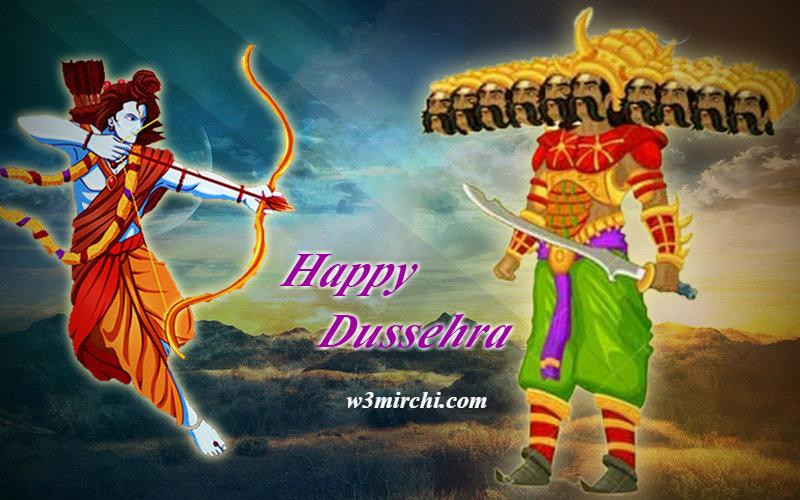 Dussehra wish images