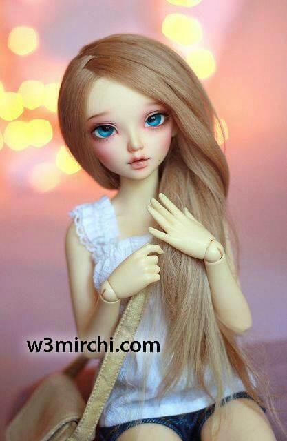 Cute Whatsapp Dp Barbie Doll Images Girls Dp