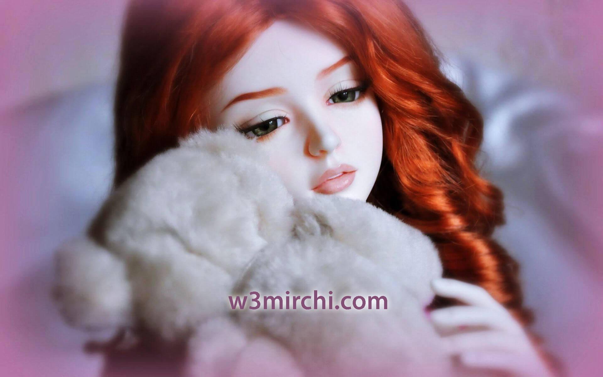 Wallpaper Cute Profile Facebook Whatsapp Dp Barbie Doll Pic Girls Dp