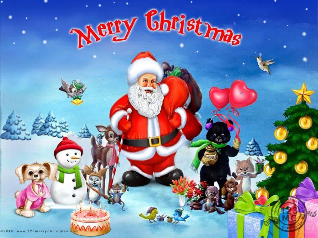लाये खुशियाँ अपार, Santa Clause आये आपके द्वार मेरी क्रिसमस2020-2021
