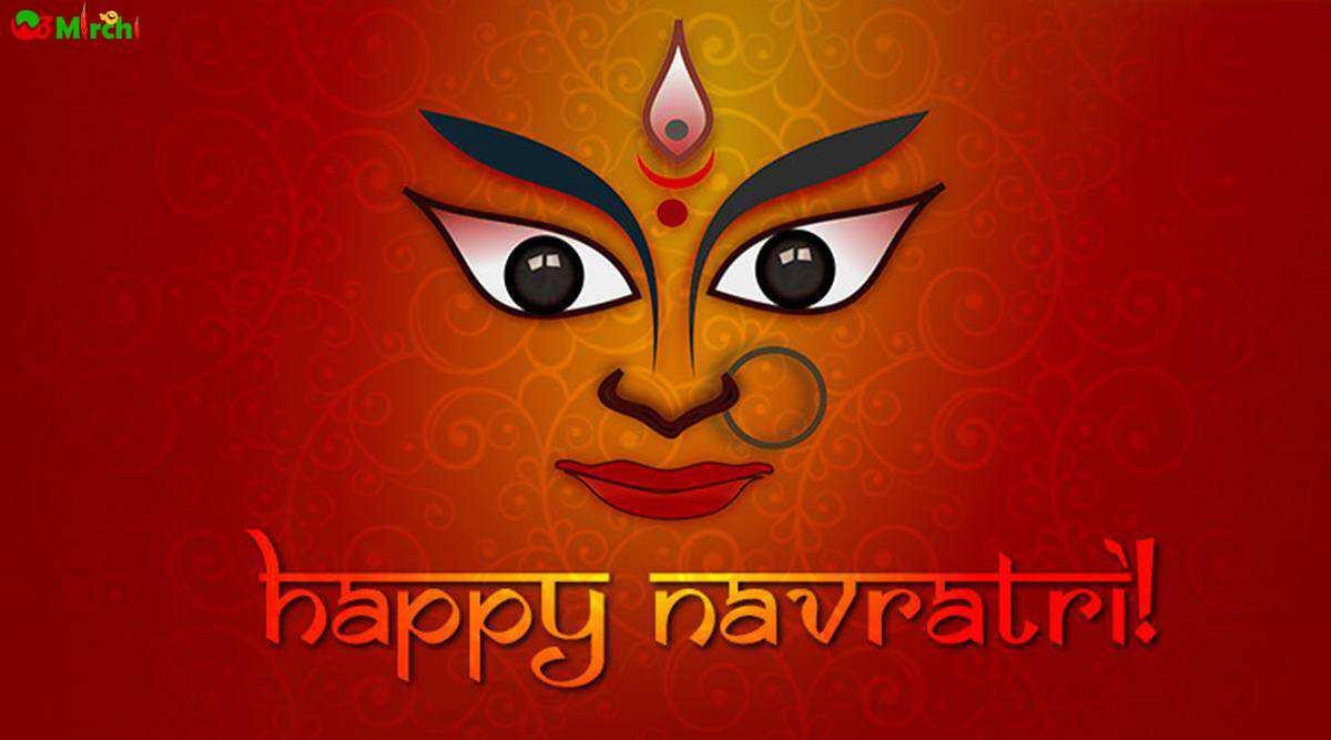 Jai mata di Happy Navratri