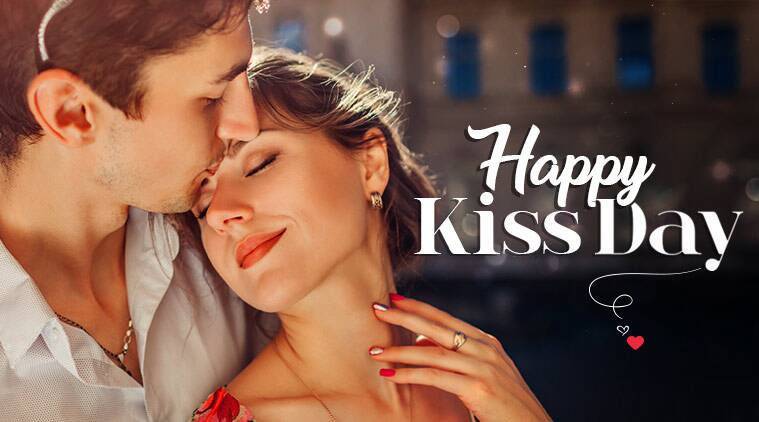 Happy Kiss Day Love Image Valentine Day