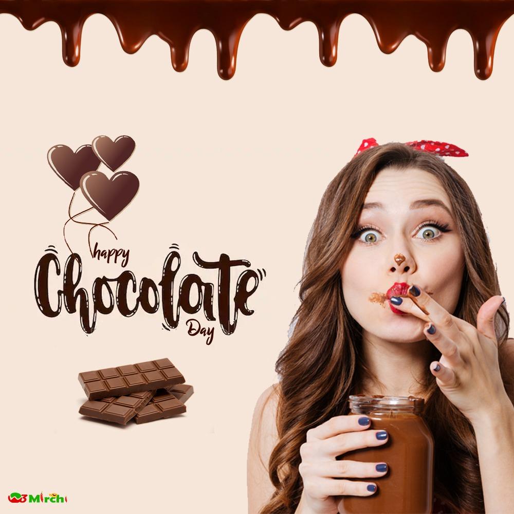 Happy Chocolate Day Love