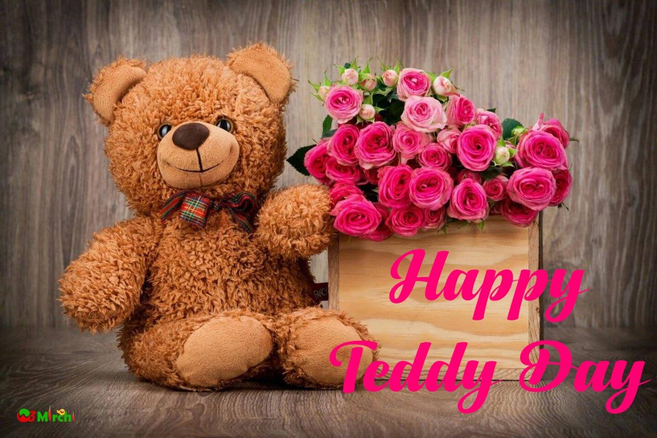 Happy Teddy Day Love