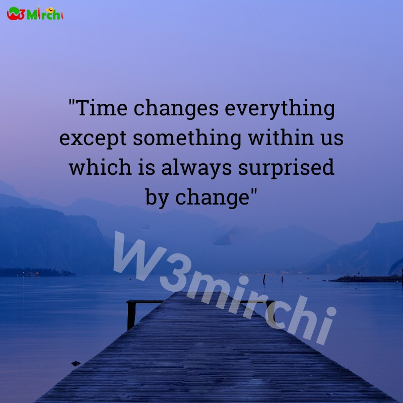 Time Quotes (समय कोट्स)