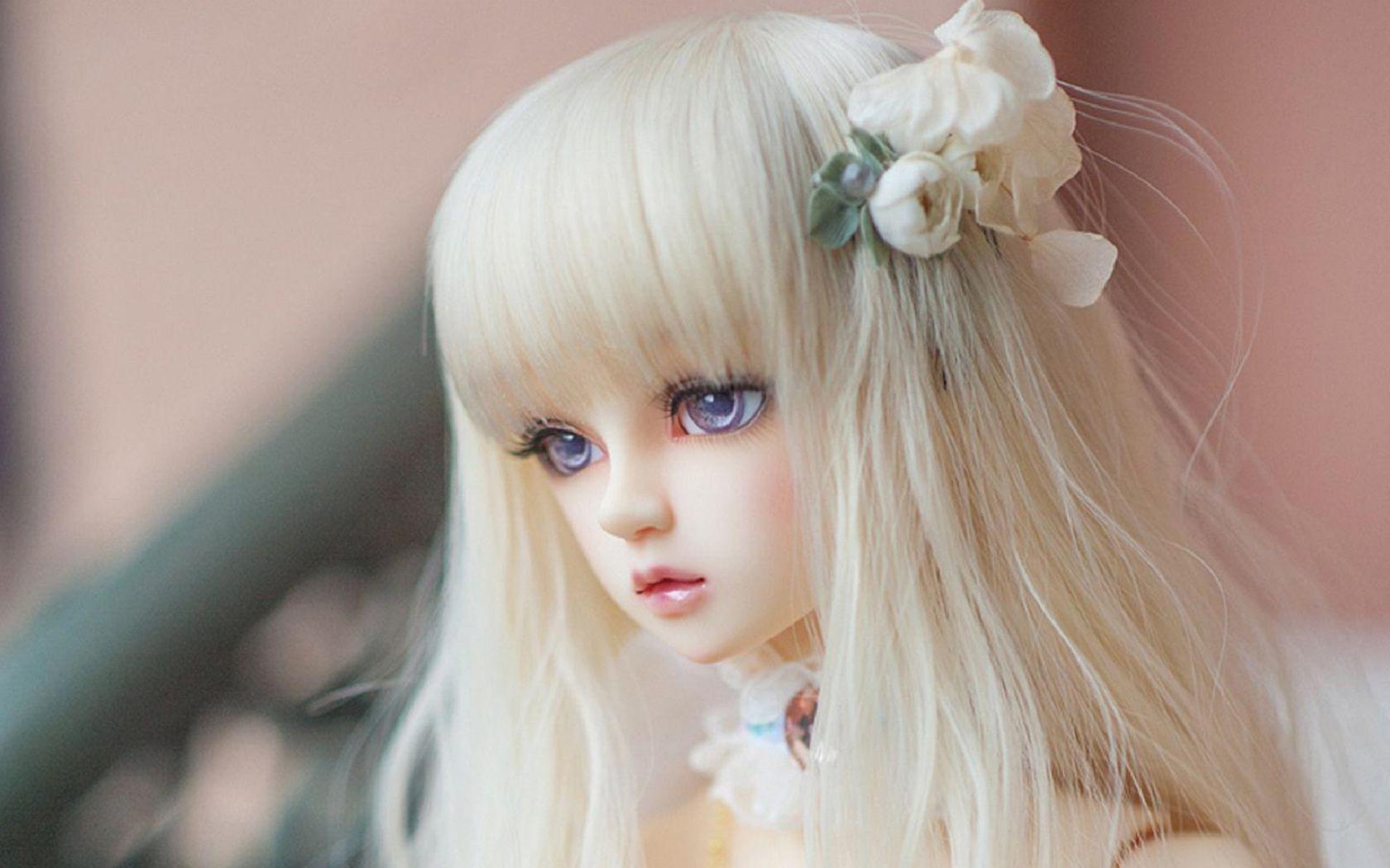 Cute Barbie Doll