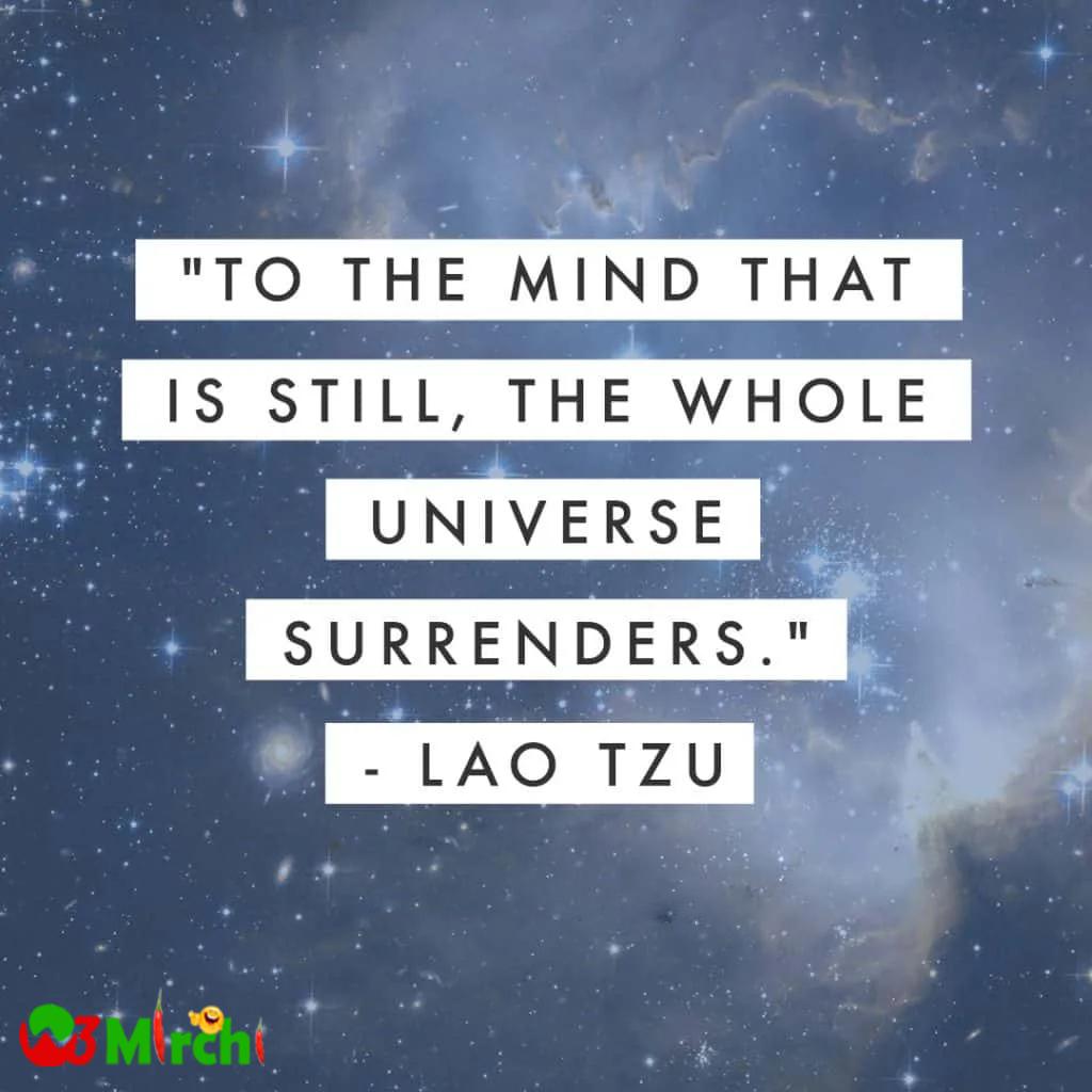 Universe Quotes ब्रह्मण्ड कोट्स