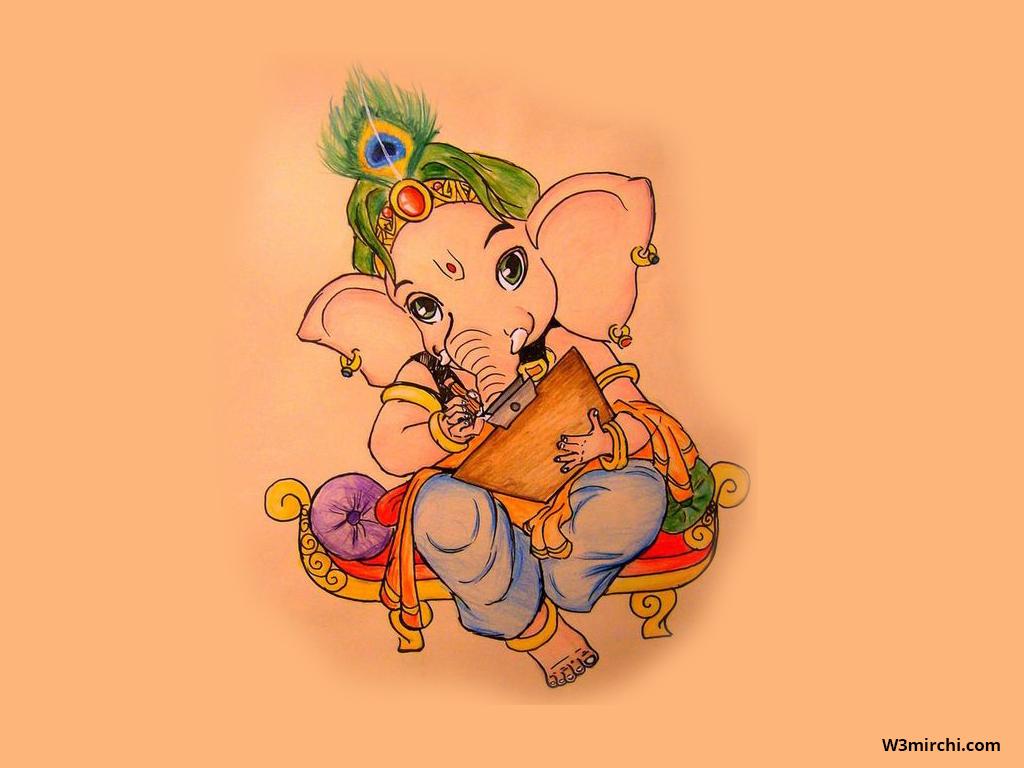 Ganpati Bappa Images