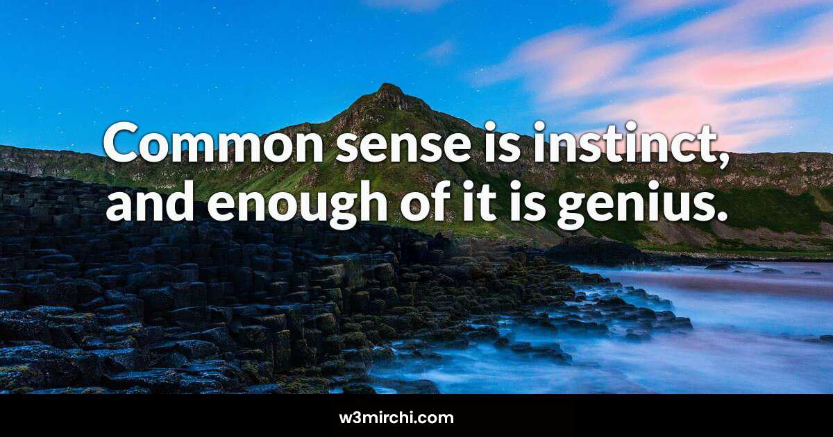 Genius quotes about success