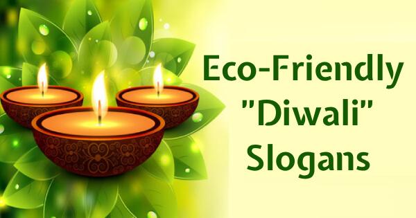 Eco-Friendly Diwali